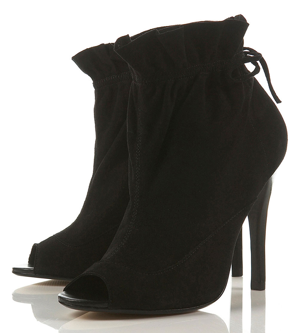 Topshop Alana Slouch Sack Boots