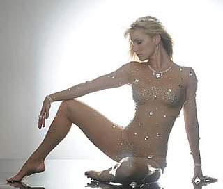 Pictures of Heather Morris as Britney Spears