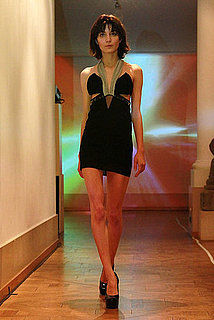 Spring 2011 Paris Fashion Week: Anthony Vaccarello