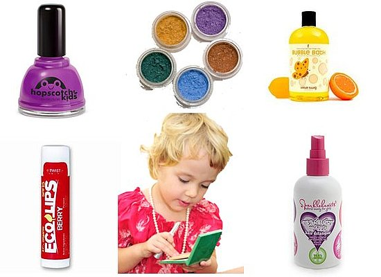 All Natural Beauty Products For Kids