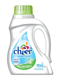 Cheer Bright Clean: Free & Gentle