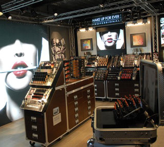 Make Up For Ever Is Getting New Mini-Stores Inside Sephora