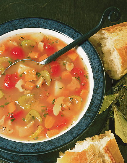 Fast & Easy Recipe For Classic Manhattan Clam Chowder