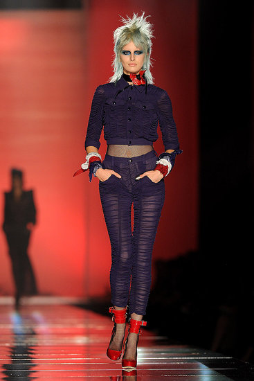 Spring 2011 Paris Fashion Week: Jean Paul Gaultier