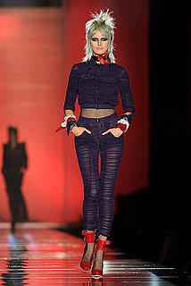 Spring 2011 Paris Fashion Week: Jean Paul Gaultier