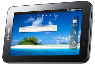 Samsung Galaxy Tab Release Date and Price