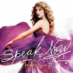 "Listen to Taylor Swift's New Song ""Speak Now"""