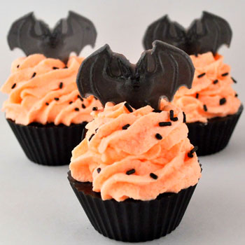 Realistic New Halloween Cupcake Soaps