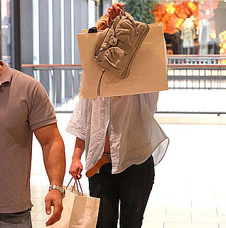 Guess Which Celebrity Is Shopping