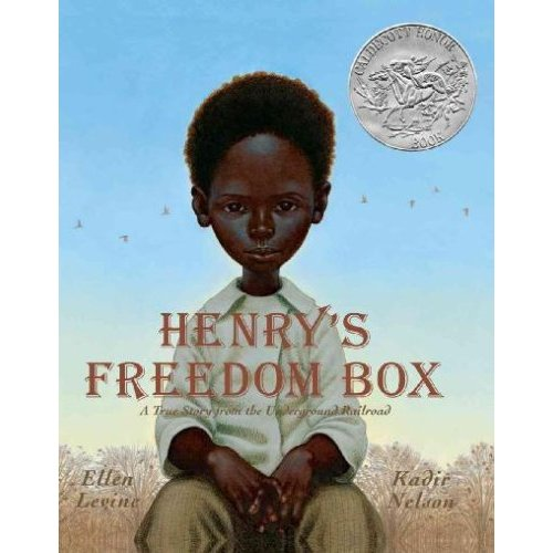 Henry's Freedom Box: A True Story From the Underground Railroad ($12)