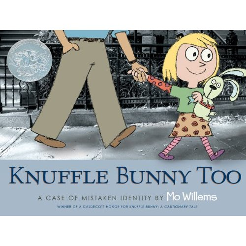 Knuffle Bunny Too: A Case of Mistaken Identity ($10)