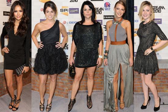 Pictures of 2010 Spike Scream Awards Kristen Stewart, Blake Lively, Ryan Reynolds, Anna Paquin, Alexander Skarsgard