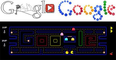 Google Birthday Doodles