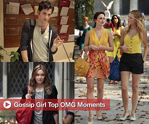 "Gossip Girl Recap ""Goodbye Columbia"""