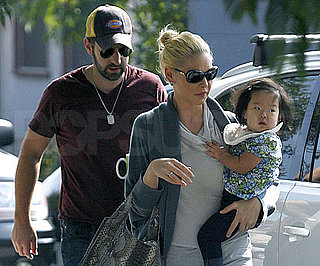 Slide Picture of Josh Kelley and Katherine Heigl With Naleigh in LA