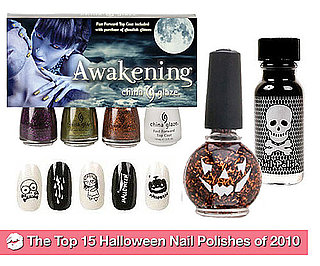 Nail Polishes For Halloween 2010