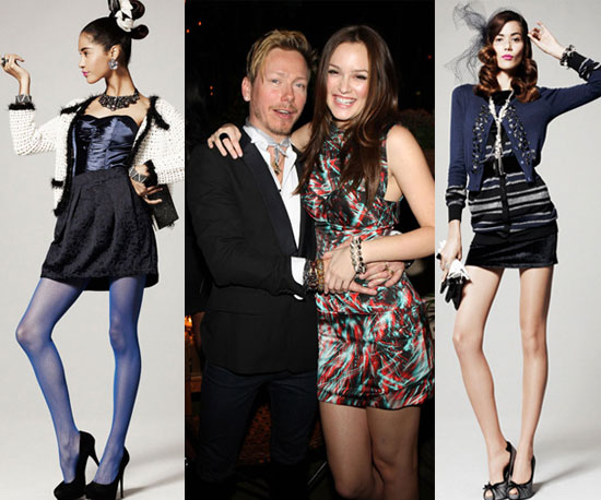 Gossip Girl Stylist Eric Daman Creates a Clothing Collection For Charlotte Russe