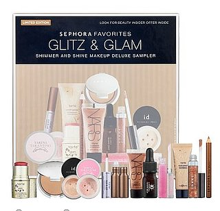 Enter to Win a Sephora Glitz & Glam Shimmer and Shine Makeup Deluxe Sampler 2010-10-17 23:30:00