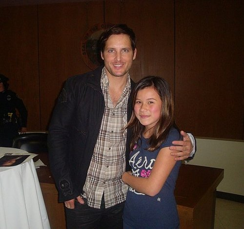 Photo Fan of Peter Facinelli