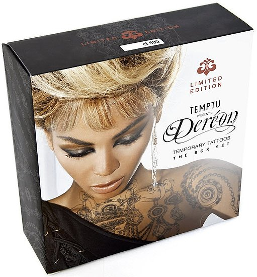 House of Deréon Tattoos are Finally Here!