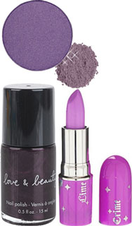 Wear Purple Makeup For Spirit Day