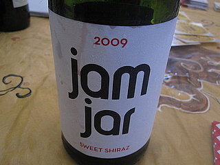 Review of 2009 Jam Jar Sweet Shiraz