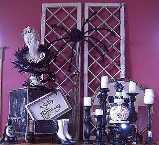 10 Halloween Mantels For Decorating Inspiration