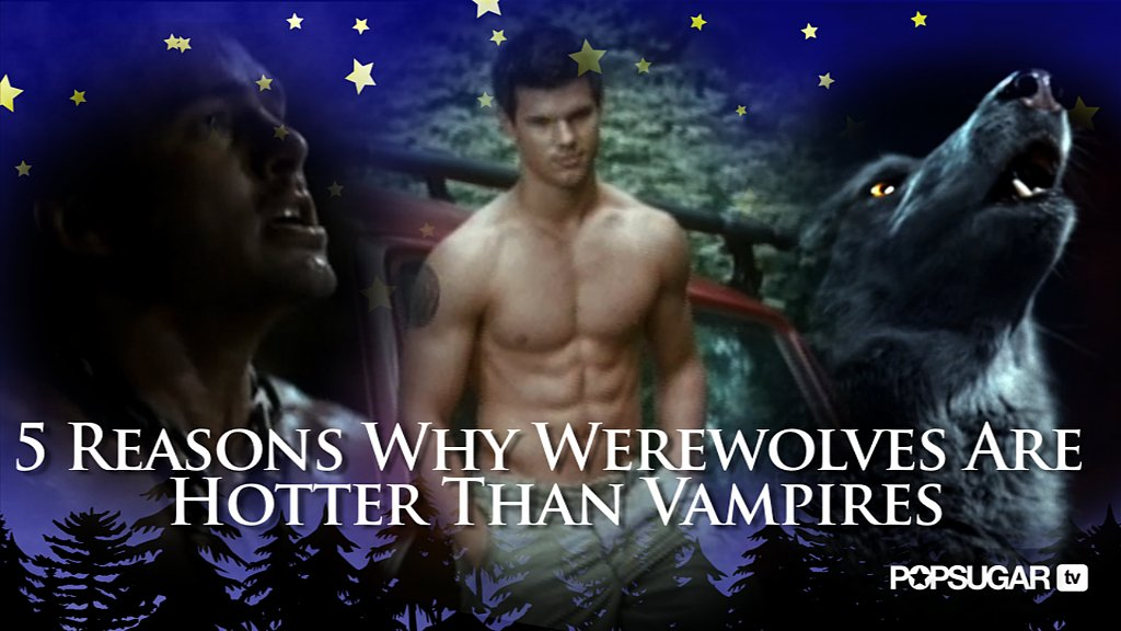 Werewolves From Twilight