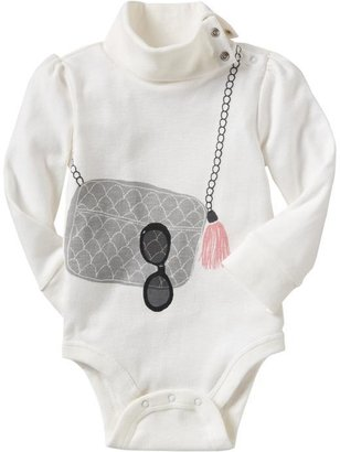 "Gap's ""Chanel"" Purse Onesie For Babies"
