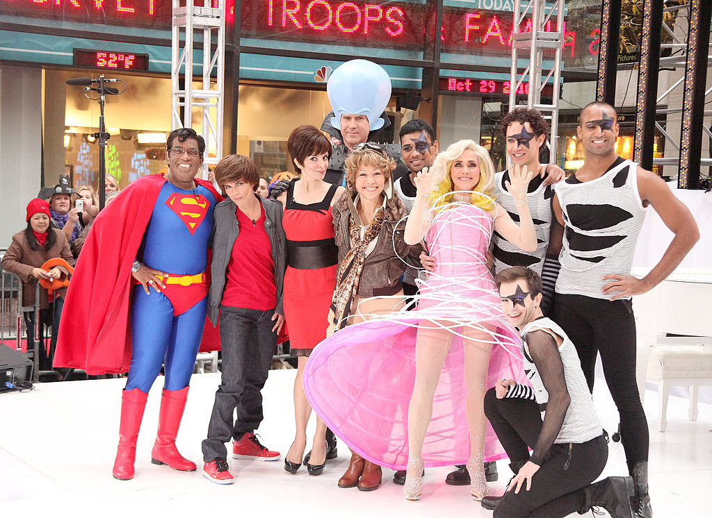 Pictures of Today Show Halloween