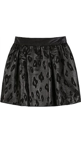 See by Chloe - PATTERNED MINI SKIRT
