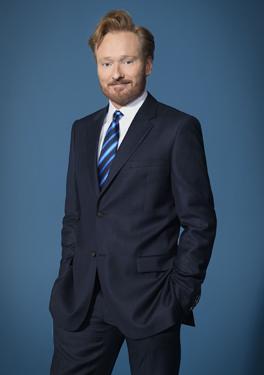 Conan O'Brien New Show Conan Airs Tonight Monday Nov. 7 on TBS