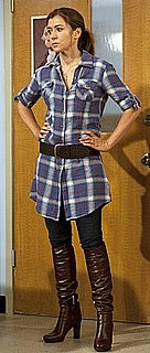 Lily Aldrin's Style on How I Met Your Mother 2010-11-01 16:00:30