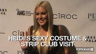 Video of Heidi Montag in Las Vegas For Halloween 2010-11-01 12:29:23