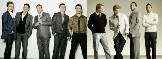 NKOTB and Backstreet Boys Announce 2011 Summer Tour — Excited or Enough Already?