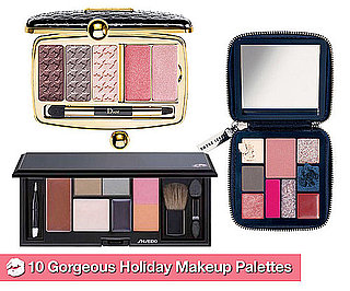 10 Gorgeous New Limited Edition Makeup Palettes
