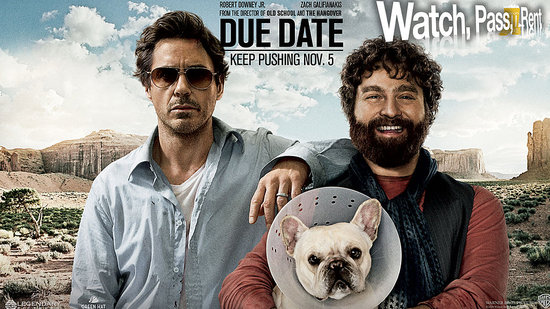 Due Date Video Movie Review