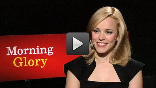 Video Interview With Rachel McAdams For Morning Glory