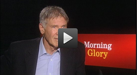 Video Interviews With Harrison Ford, Jeff Goldblum, Patrick Wilson from Morning Glory
