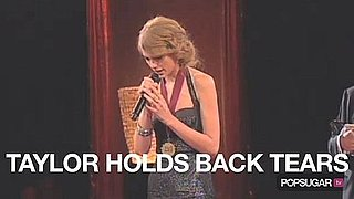 Video of Taylor Swift Talking About Her Friend Who Died at the BMI Country Music Awards