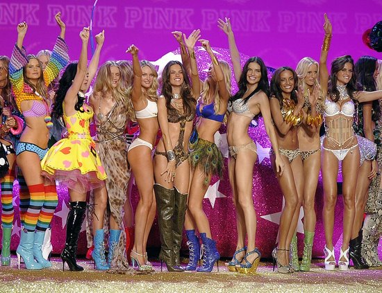 Photos from the 2010 Victoria's Secret Fashion Show
