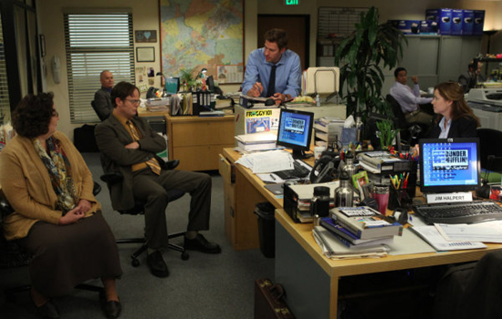 "Recap of The Office Episode ""Viewing Party"""