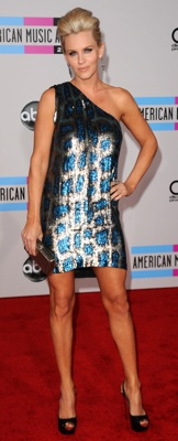 Jenny McCarthy at the American Music Awards