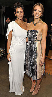 Pictures of Halle Berry, Jessica Alba, Gerard Butler and More at CNN Heroes Event 2010-11-21 22:30:00