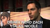 Video of Zachary Levi and Mandy Moore at the Tangled Premiere in LA 2010-11-15 14:34:52