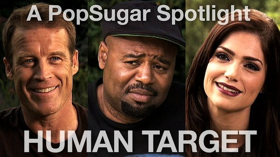 Video Interview With Human Target Cast About Season Two