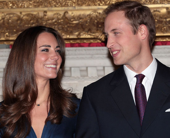 November 2010: Clarence House Announce the Engagement of Prince William and Kate Middleton