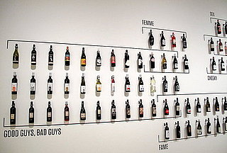 """Pictures of the """"How Wine Became Modern"""" Art Exhibit at SFMOMA"""