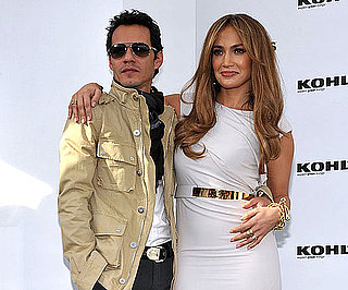 Slide Picture of Jennifer Lopez and Marc Anthony Launching Kohl's Lifestyle Line