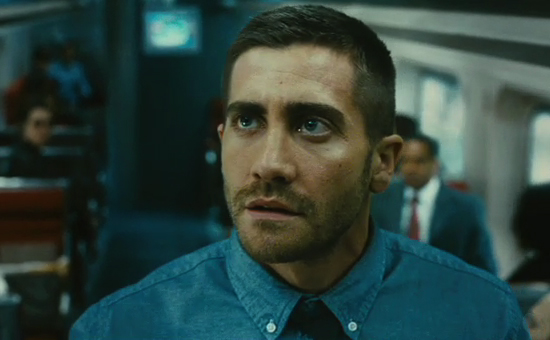 Source Code Trailer Starring Jake Gyllenhaal, Vera Farmiga, and Michelle Monaghan